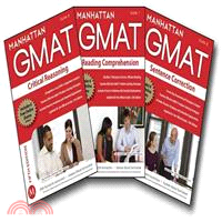 Manhattan GMAT Verbal Strategy Guide Set
