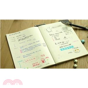 【Leatai磊泰】經典方格筆記本(黑)