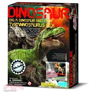 【4M】Tyrannosaurus Rex Skeleton 挖掘暴龍