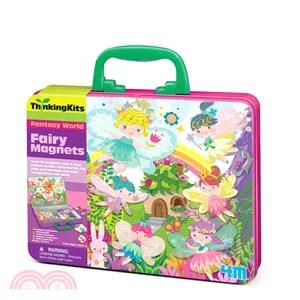 【4M】Fairy Magnets 仙子樂園磁貼組