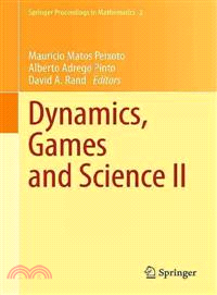 Dynamics, Games and Science II ─ DYNA 2008, in Honor of Mauricio Peixoto and David Rand, University of Minho, Braga, Portugal, September 8-12, 2008