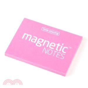 Magnetic 磁力便利貼 (S) 粉紅