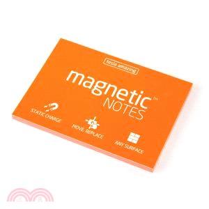 Magnetic 磁力便利貼 (M) 橘