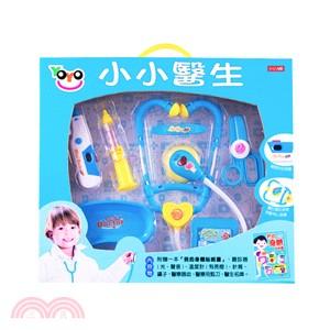 YOYO小小醫生組(藍色)(附:我的身體貼紙書)