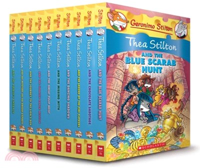 The Thea Stilton Collection #11-20 (10 books)