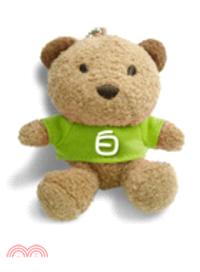 BOC03A-003 百家姓繽紛熊-白