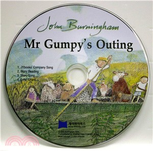 Mr Gumpy's Outing (1 CD only)(韓國JY Books版)