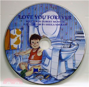 Love You Forever (1CD only)(韓國JY Books版)