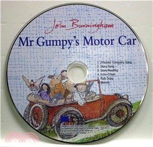 Mr Gumpy's Motor Car (1 CD only)(韓國JY Books版)