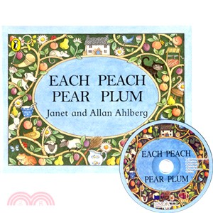 Each Peach Pear Plum (1平裝+1CD)(韓國JY Books版)