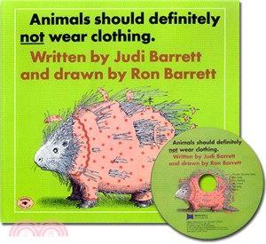 Animals Should Definitely Not Wear Clothing (1平裝+1CD)(韓國JY Books版)