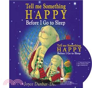 Tell Me Something Happy Before I Go to Sleep (1平裝+1CD)(韓國JY Books版)
