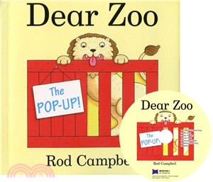 Dear Zoo Pop-Up (1立體書+1CD)(韓國JY Books版)
