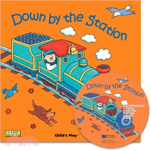 Down by the Station  (1平裝+1CD)(韓國JY Books版)
