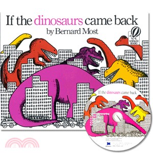 If the Dinosaurs Came Back (1平裝+1CD)(韓國JY Books版)