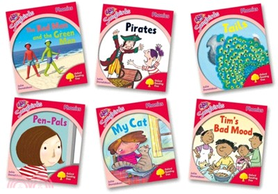 Songbirds Phonics Level 4 More Books Mixed Pack of 6,