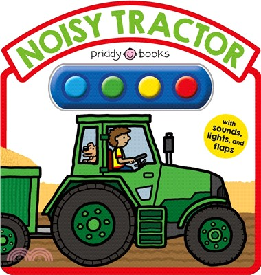 Noisy Tractor Sound Book (硬頁音效書)
