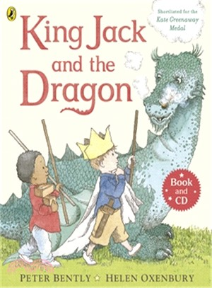 King Jack and the Dragon (Book and CD)