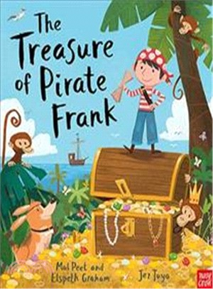 The Treasure of Pirate Frank (平裝本)(附音檔QR Code)