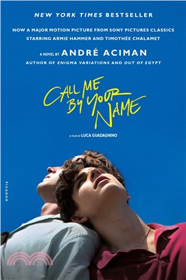 Call Me by Your Name (Movie Tie-in)(美國版)