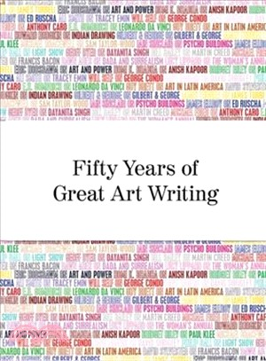 Fifty Years of Great Art Writing ― From the Hayward Gallery